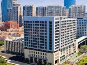市立医院东院二期大楼试运行 新增550张床位