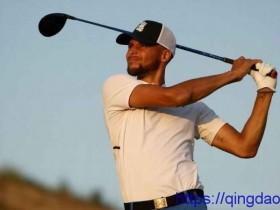 库里向高尔夫球手捐助了2万5千美元,帮助对抗癌症-[青岛啊]